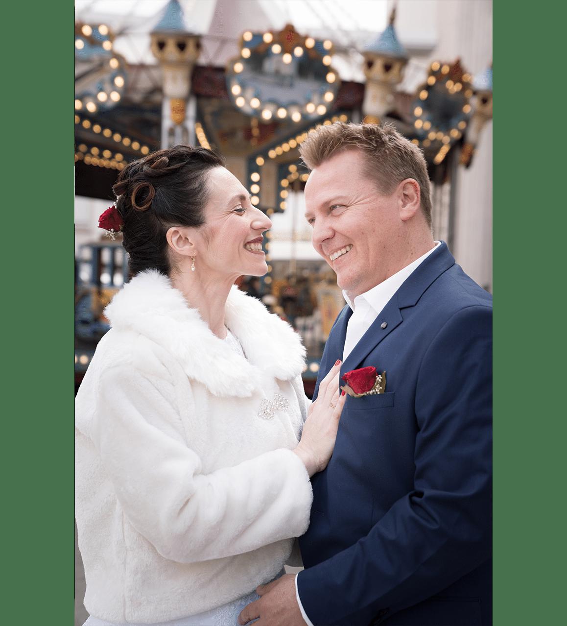 mariage magique