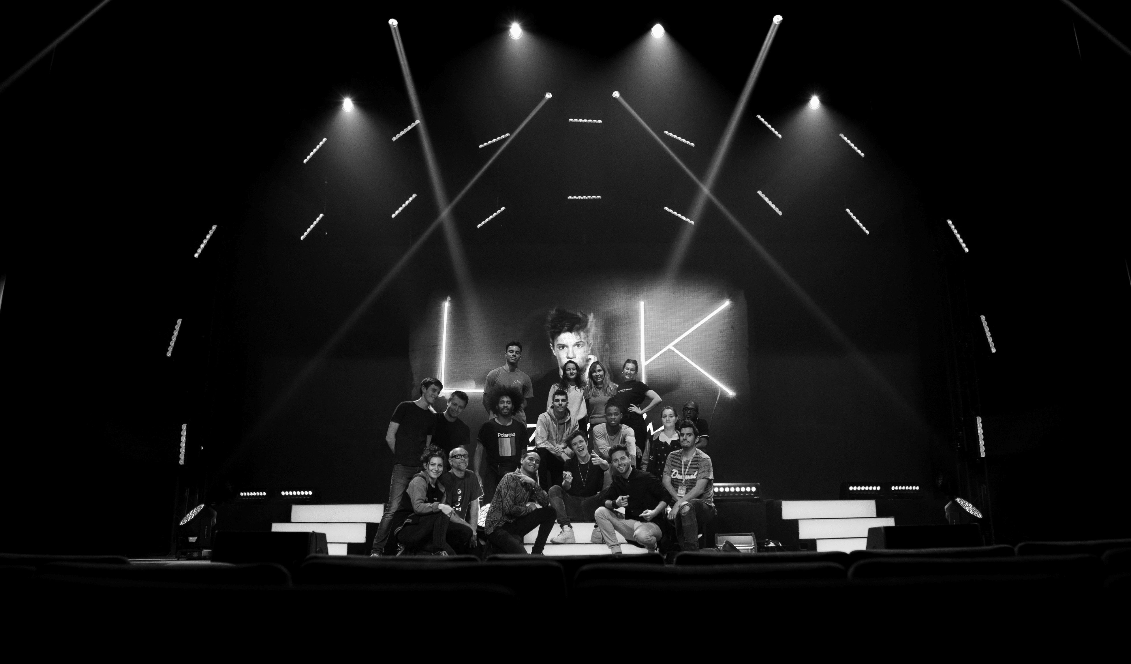 Lenni-Kim tour