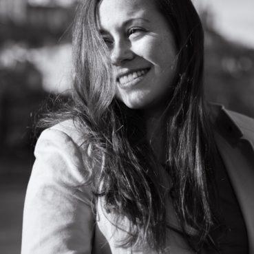 Portrait CV femme